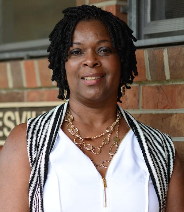 Photo of Pamela Davis, executive director