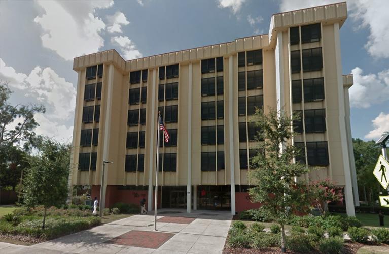 Oak Park building exterior