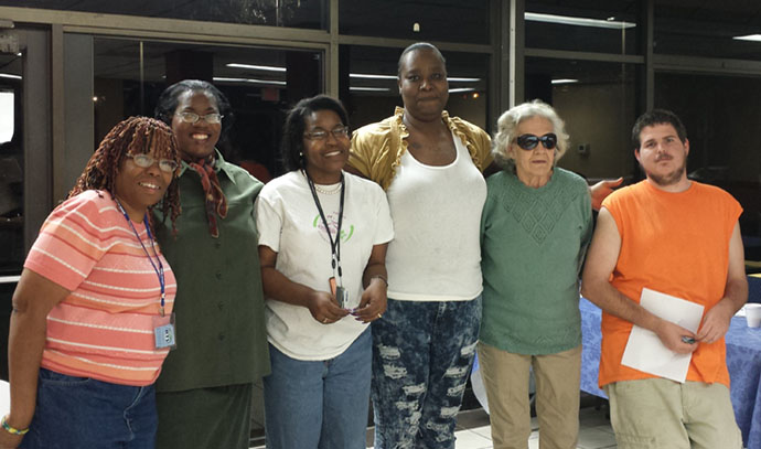 Oak Park Resident Council Officers Sworn In | Gainesville ...