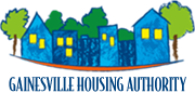 Gainesville Housing Authority Retina Logo