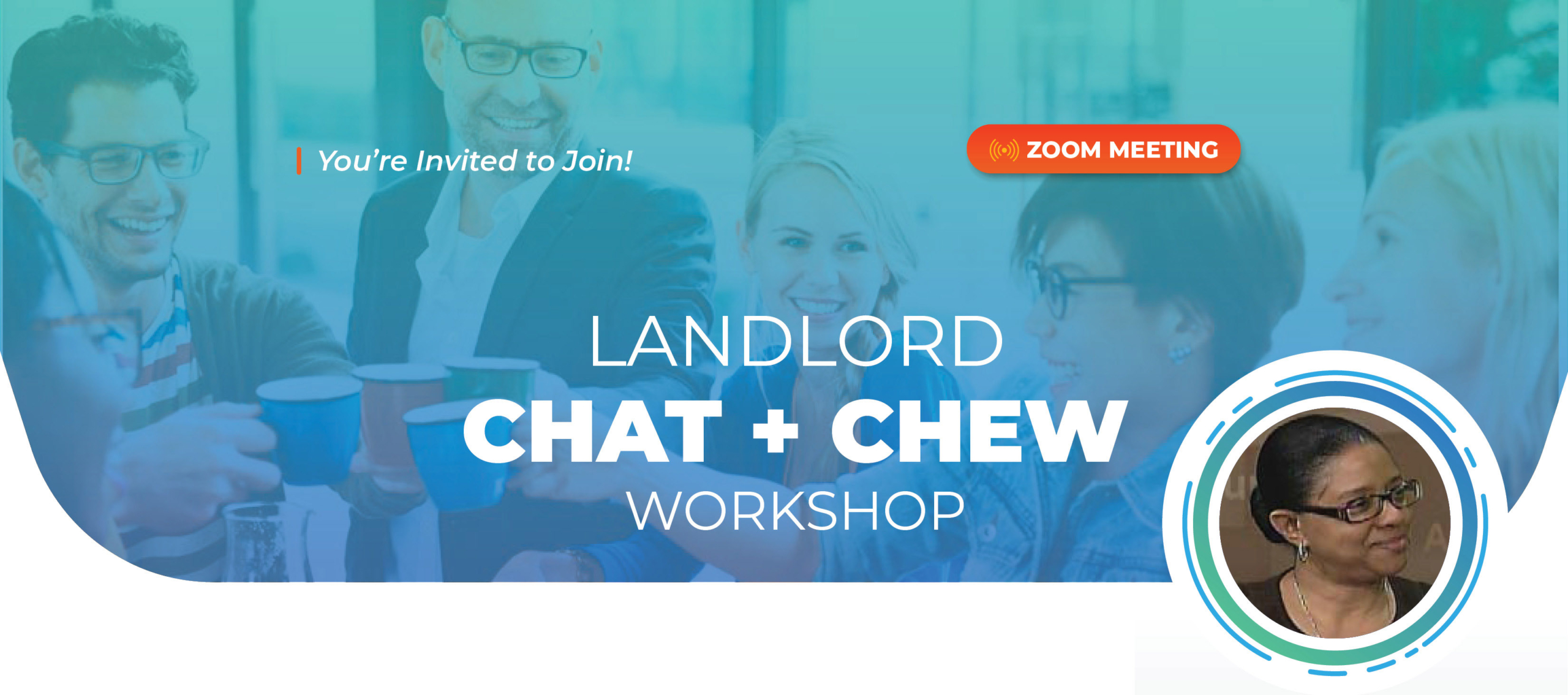 chat and chew workshop