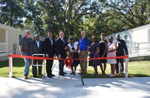 Trio at Lincoln Heights Ribbon Cutting
